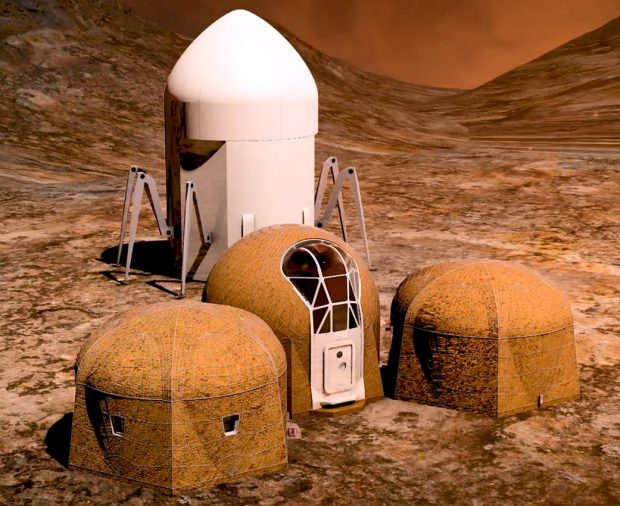 Prototipo de Team Zopherus de Rogers, Arkansas. NASA.