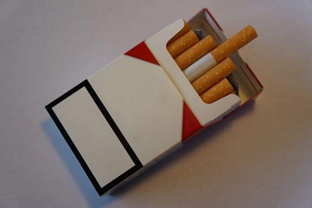 ¿Cuál es el origen de los cigarrillos?