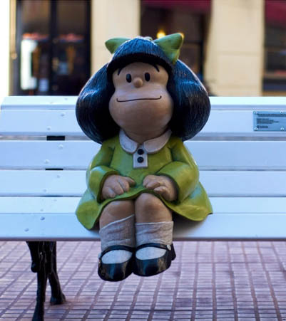 ¿Cuál es el origen de Mafalda?