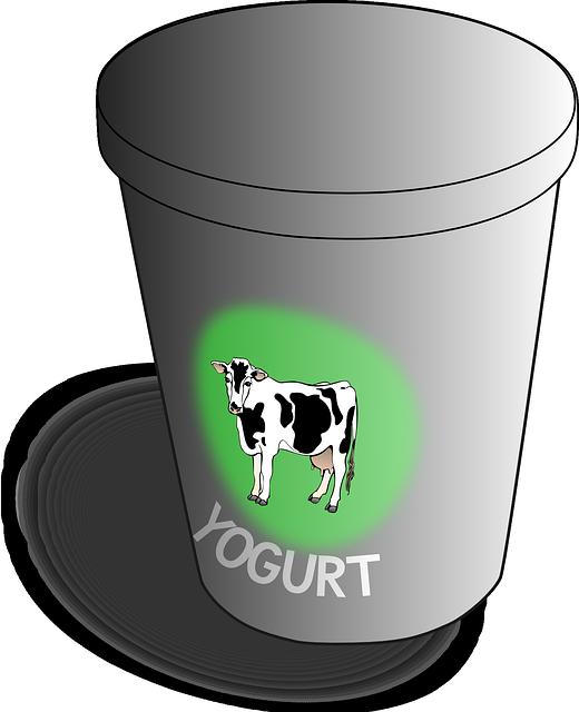 ¿Cuál es el origen del yogurt?