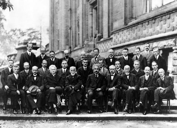 La fotografía más famosa de la historia de la ciencia