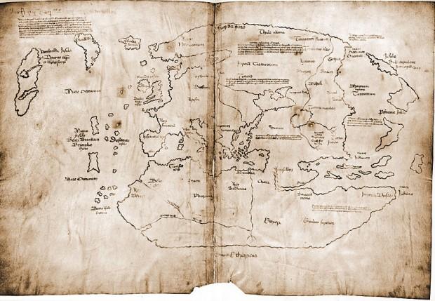 El Mapa de Vinlandia