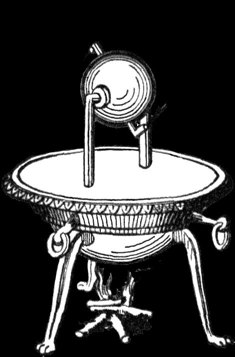 La Eolípila, un revolucionario invento de hace dos mil años