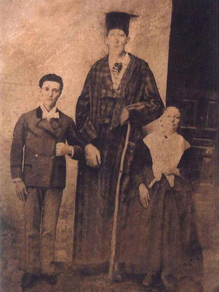 Agustín Luengo Capilla 'El Gigante Extremeño'