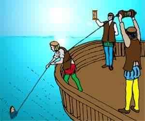 ¿Por qué se mide en nudos la velocidad de los barcos?