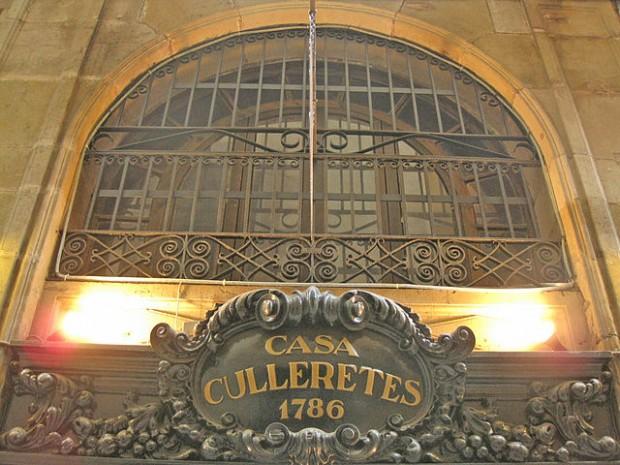 ¿Cuál es el restaurante más antiguo de Barcelona?