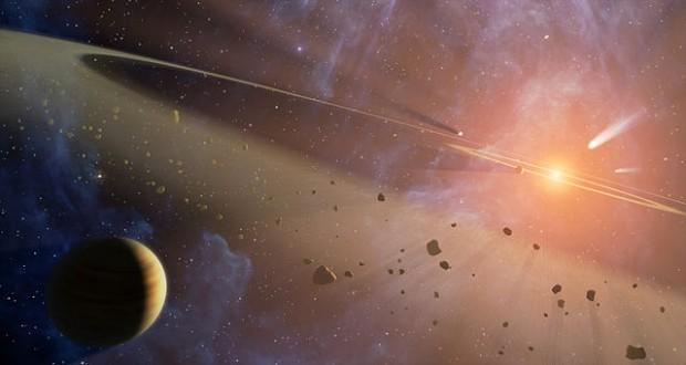 El mayor impacto ocurrido en el sistema solar (observado)