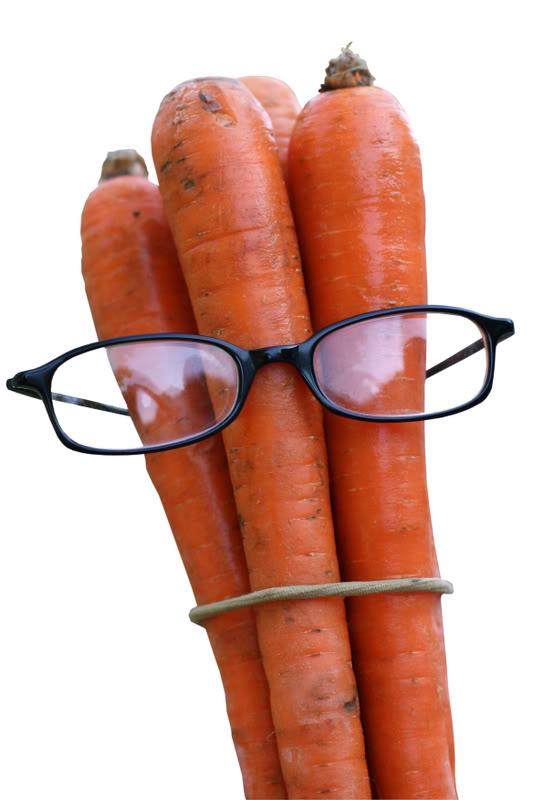 ¿De dónde surge el mito que dice que las zanahorias son buenas para la vista?