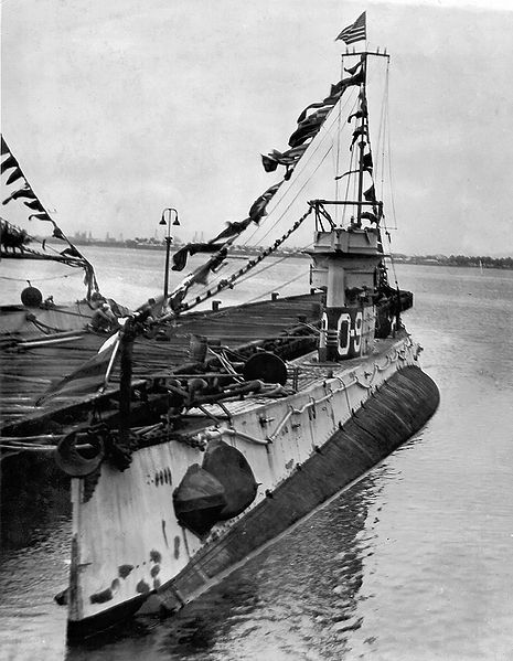 USS O-9 (SS-70), el submarino olvidado de la Segunda Guerra Mundial
