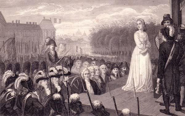 ¿Por qué se volvió de color blanco el cabello de María Antonieta antes de ser guillotinada?