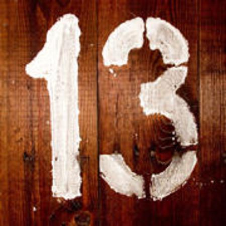 Triscaidecafobia, el miedo irracional al número 13