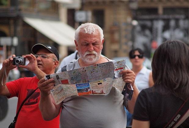 El curioso e histórico motivo que originó llamar 'guiri' a un turista extranjero