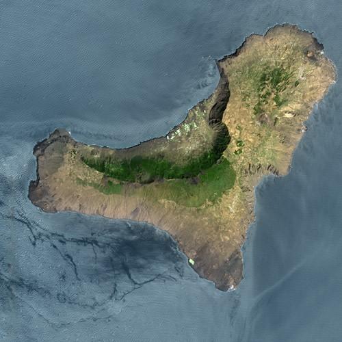 Por qué a la isla de El Hierro también se la conoce como la 'Isla del Meridiano'