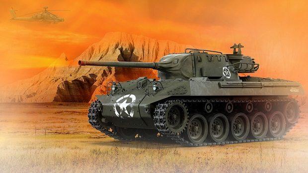 El curioso motivo por el que los carros de combate son llamados 'tanques'