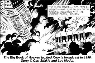 Orson Welles no fue el primero, 12 años antes otro locutor creó el pánico en Londres a través de la BBC