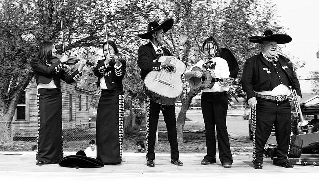 ¿Cuándo se popularizó la 'ranchera mexicana'?