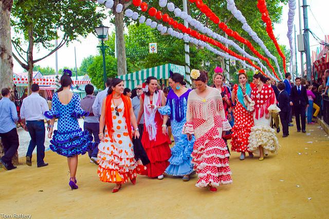 ¿Cuál es el origen de la 'Feria de Abril de Sevilla'?
