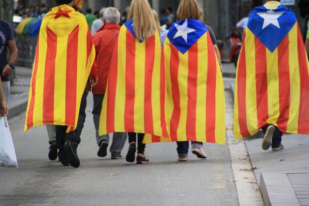 ¿Cuál es el origen de la bandera 'estelada' que usan los nacionalistas e independentistas catalanes?