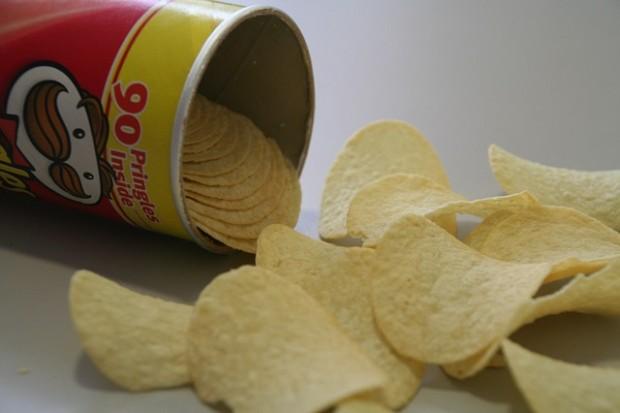 Cuando se declaró que las Pringles no eran patatas fritas para pagar menos impuestos