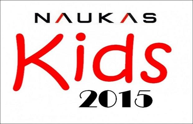 El mundo que nos rodea está lleno de curiosidades #NaukasKids 2015