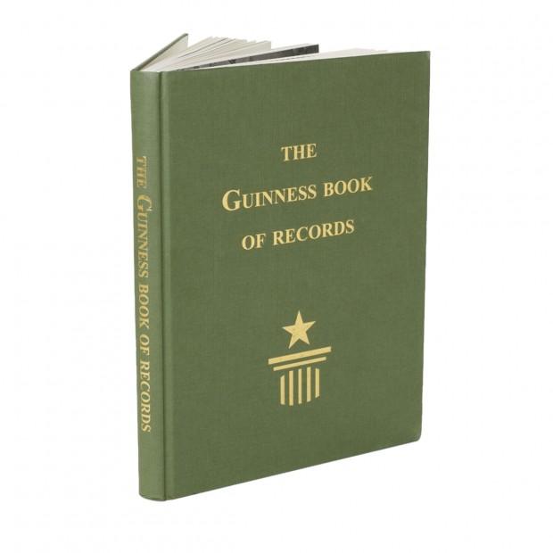 El origen del 'libro Guinness de los récords'