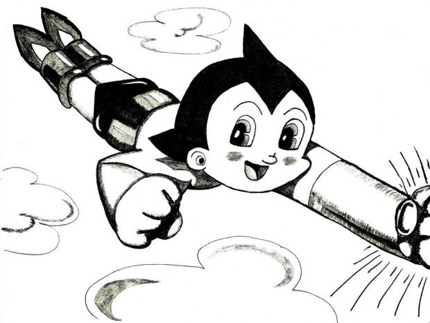 ¿Por qué los personajes de los dibujos japoneses tienen los ojos redondos?