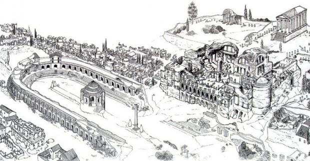 ¿Sabías que el Vaticano se levanta sobre el lugar donde Nerón ordenaba martirizar a los cristianos?
