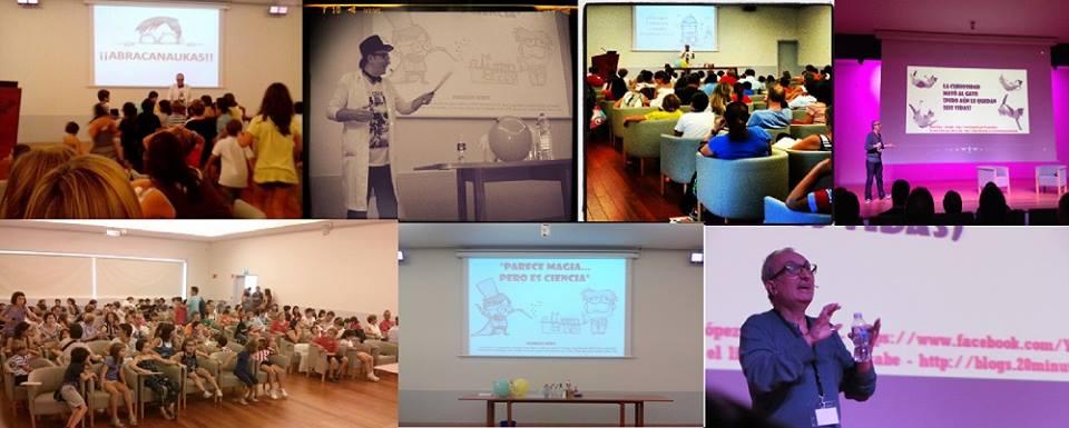 Y un año más, ciencia de la buena en Bilbao #Naukas15