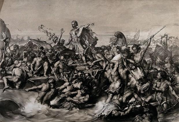 ¿Cuál es el origen de la expresión 'O César o nada'?
