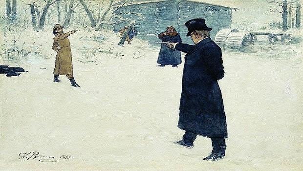 ¿Cuál es el origen del término 'duelo'?