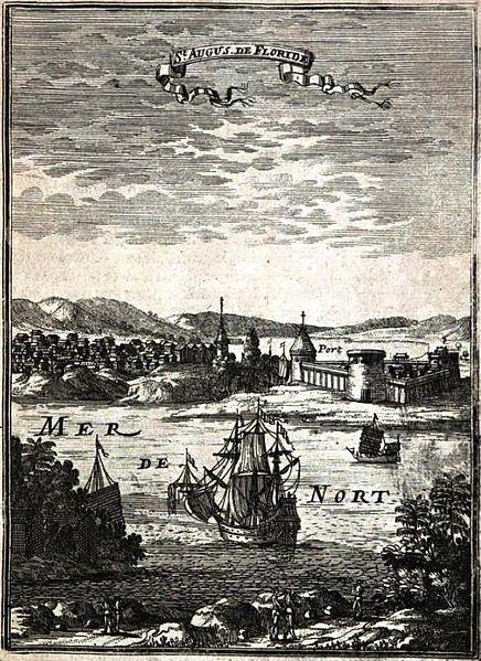 El origen español de San Agustín, la primera ciudad fundada en Estados Unidos