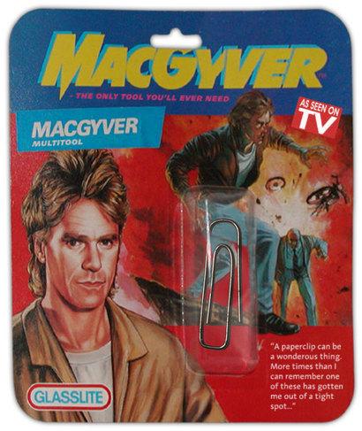 ¿Sabías que el diccionario Oxford ha incorporado el término 'MacGyver'?