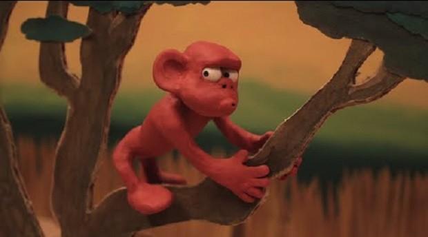 Simpático corto de animación sobre la evolución del hombre