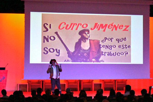 Si no soy Curro Jiménez ¿por qué tengo este trabuco?