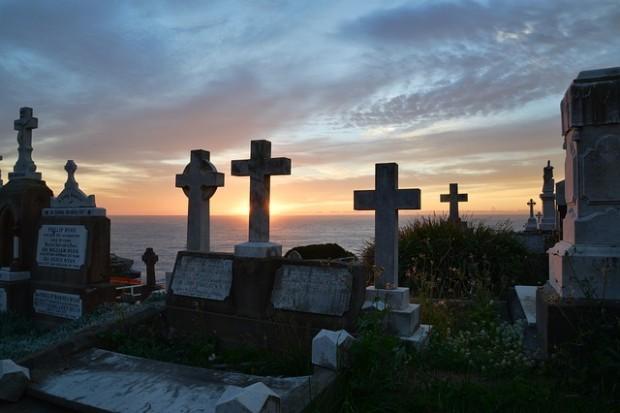 ¿Cuál es el origen del término 'cementerio'?