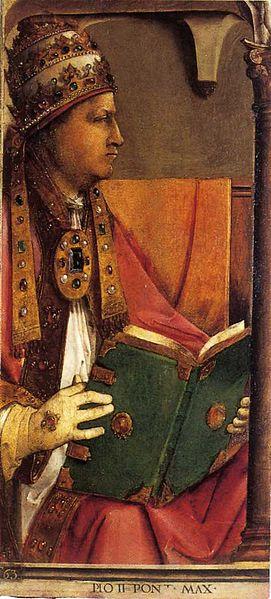 ¿Sabías que Pio II escribió una novela erótica antes de ser nombrado Papa?