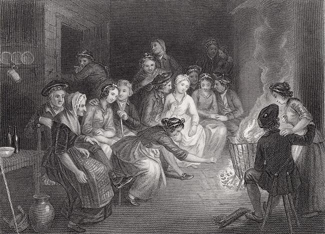 ¿Sabías que en España ya se celebraba   Halloween   muchos siglos antes de ponerse de moda en EEUU?
