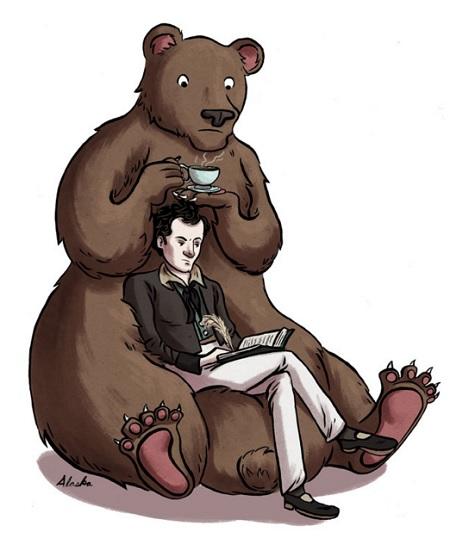 Cuando a Lord Byron se le ocurrió llevar un oso como mascota a la universidad
