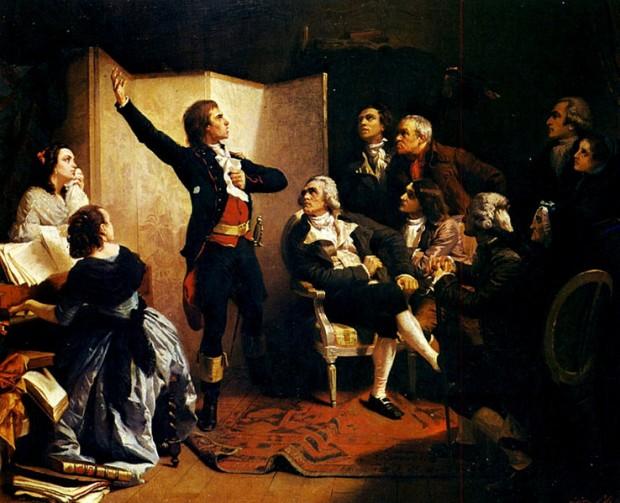 El curioso e histórico origen de 'La Marsellesa'