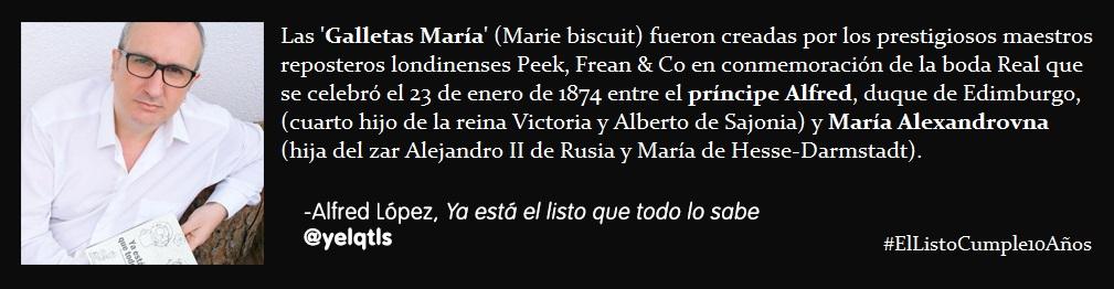 Galletas María