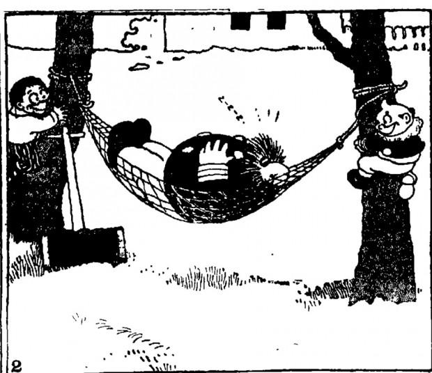 ¿Por qué en los cómics los ronquidos se representan con un 'Zzz'?