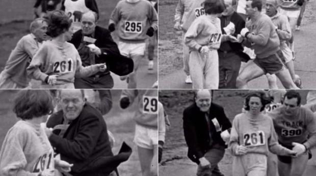 ¿Quién fue la primera mujer en correr una maratón? (Kathrine Virginia Switzer)
