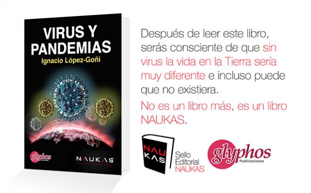 'Virus y pandemias' de Ignacio López-Goñi [#UnoAlMes]