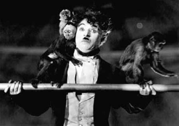 Cuando a Chaplin le concedieron un Oscar honorífico para no darle cuatro de diferentes categorías