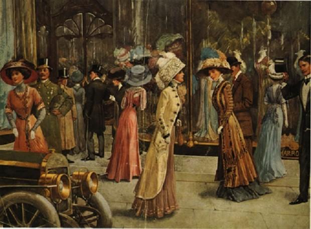 El curioso y hechizante origen del término 'Glamour'