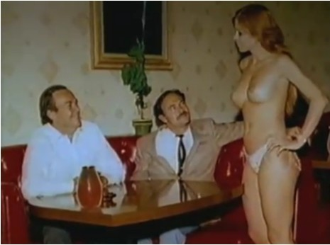 Feynman en un bar de topless