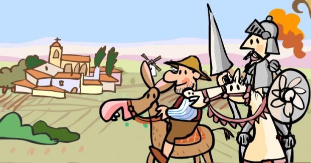 ¿En qué lugar de La Mancha, de cuyo nombre no quiso acordarse Cervantes, vivía don Quijote?