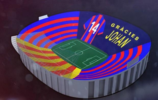 Johan Cruyff y el dorsal número 14