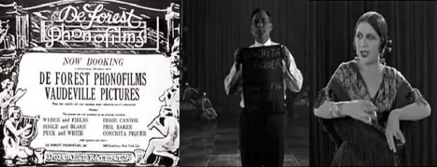 ¿Sabías que 'El cantor de jazz' no fue realmente la primera película sonora de la historia del cine?