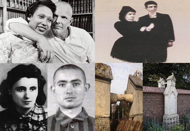 Amar en tiempos revueltos [cuatro curiosas historias de amor]